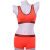 Women's sports vest running yoga shockproof underwear DTL-9