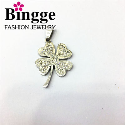 Four pendant 316 l stainless steel pendant factory direct selling