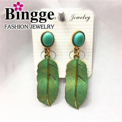 A surname jewellery alloy earrings for vintage earrings