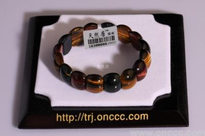 """Natural habitat"" natural Crystal gift jewelry Tiger eye Bracelet (selection)"