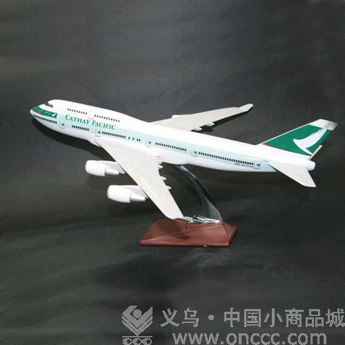 香港航空飞机模型的生产地为中国浙江义乌,采用优质树脂制作而成,机身