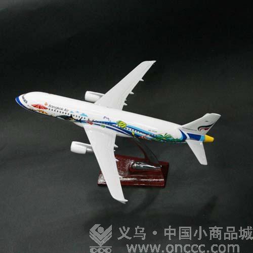 曼谷航空飞机模型是仿照曼谷航空飞机模型飞机严格按照比例