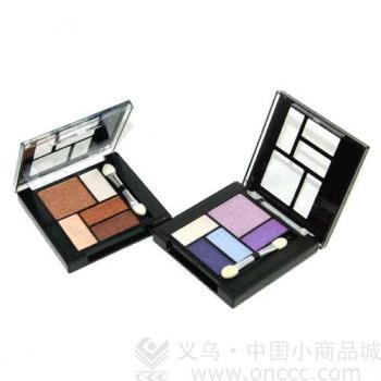 美時化妝品MEIS5色眼影 彩妝批發廠家直銷