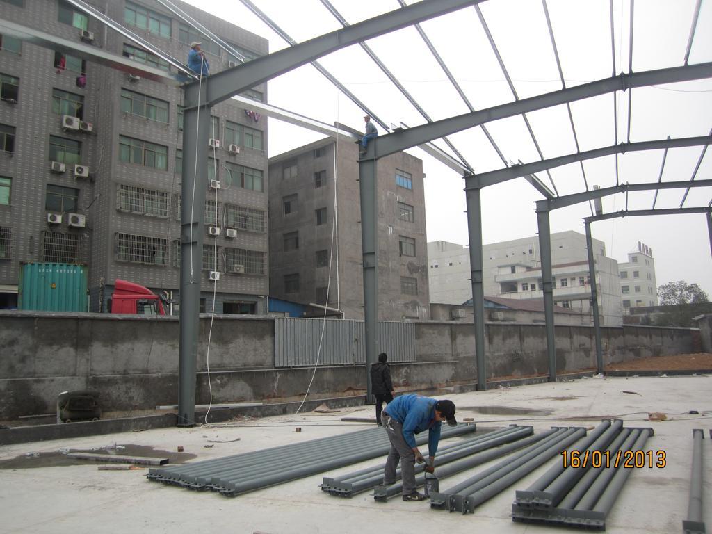 钢结构仓库 钢结构厂房 钢结构办公楼 钢结构夹层