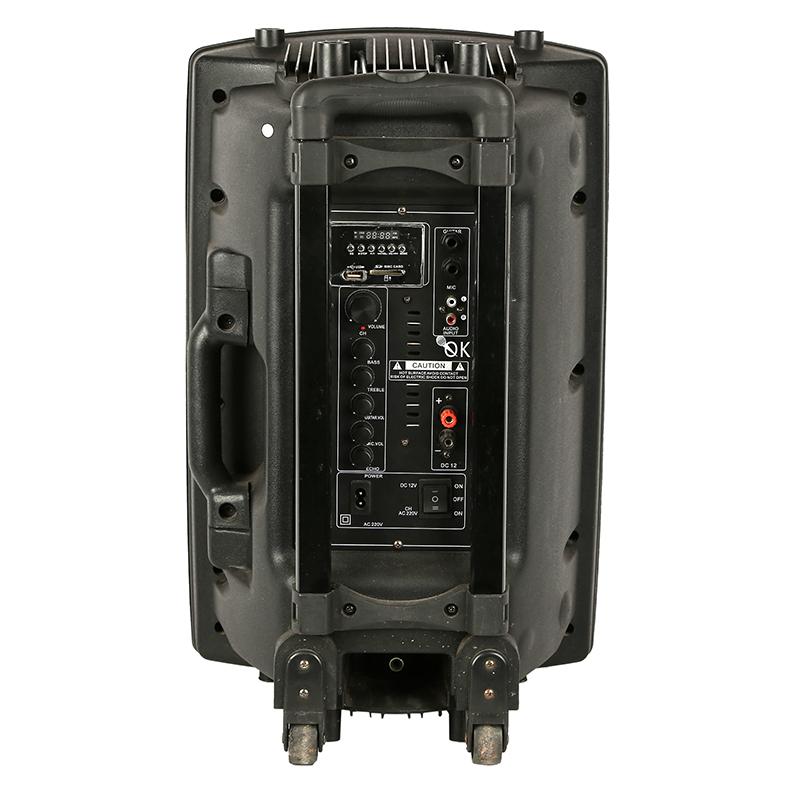 户外大功率音2305带电瓶音箱