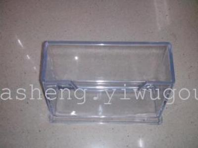 Supply 020 Thick Single Layer Plastic Business Card Holder