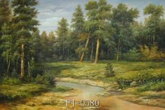 油画 装饰画 欧式画 风景画_ 德高油画_ 义乌国际商贸