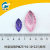 Resin PMZ7*15-10*22 horse-eye cat eye manufacturers mobile phone pendant crystal earrings resin crafts manufacturers