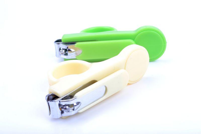 婴儿指甲钳 宝宝指甲钳 飞机型指甲钳 塑料指甲钳 环保指甲钳