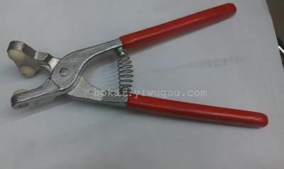 Three point clamp glass tool