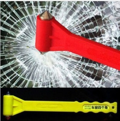 Car safety hammer life-saving hammer hammer hammer handle safety glass