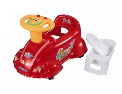 Baby closet sliding car type lamp pulley pulley music-8229