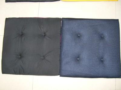 Circular needle square pad