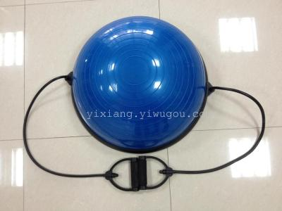 Bosu ball yoga fitness ball half ball ball