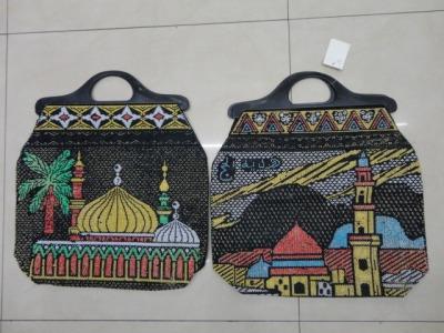Fashion retro style of domestic tip measle package folk style handbag (LY0604)