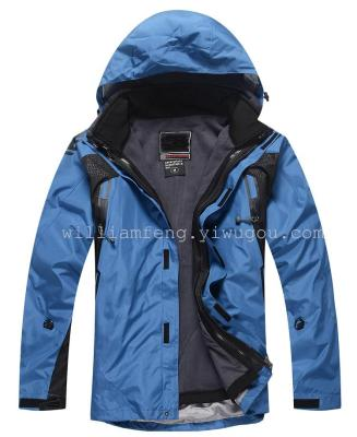 period of a single layer of women's clothing, waterproof men  thin waterproof breathable outdoor climbing clothes jacket