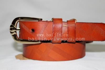 2.5CM leather belt , women's belts, leather wholesale