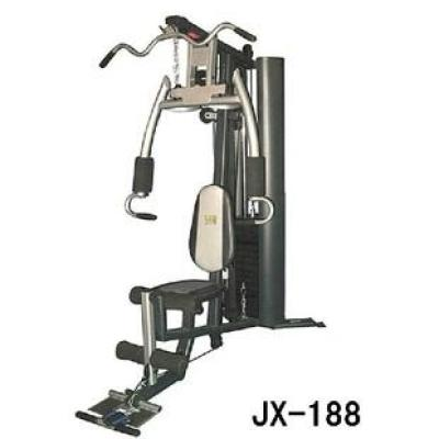 Combination single multifunctional strength fitness stations total gym home equipment