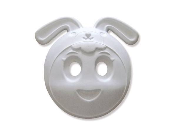 小白兔面具_ 艾乐diy_ 义乌国际商贸城一区_义乌购