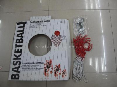 Factory oulets  sports products-LB-2 double tube basketball ring, basketball series