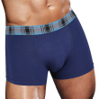 Shure Prince Bao Lei bamboo Boxer men's underwear, its two attached 6022
