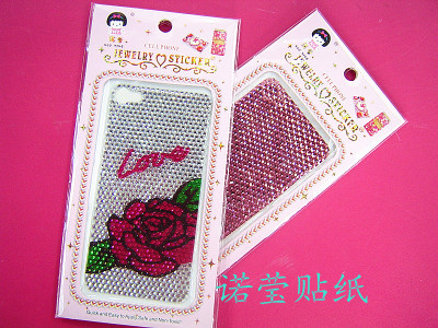 005 mobile beauty stickers iPhone phone stickers stickers
