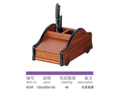 8038 wooden penholder.