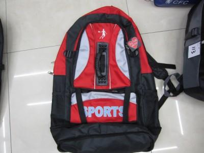 Korean wave man bag backpack sports backpack