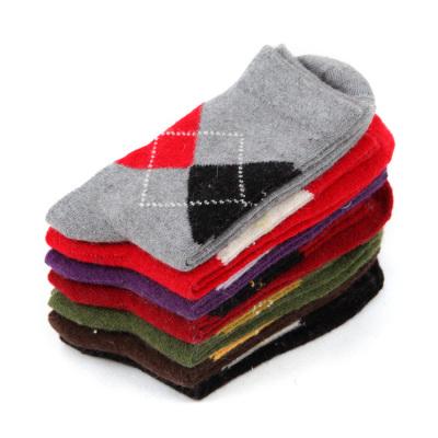 Rabbit wool cashmere fall/winter fashion women socks