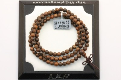 """Natural habitat"" natural forest-rich laterite Viet Nam chenxiang gift Bracelet (selection)"