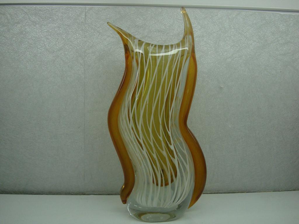 玻璃花瓶琉璃摆件欧式花瓶 家居装饰 创意家居用品
