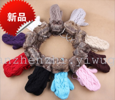 New twist Flash bag glove factory direct wholesale