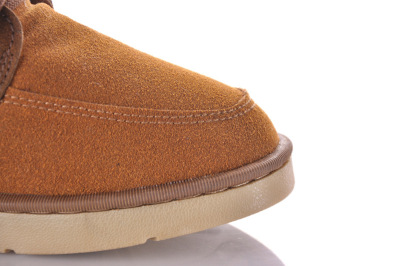 Pak Shue 1310 simple leisure UGG men's warm winter classic thickened mixed colors of leather boots, cotton shoes