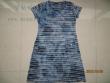 fashion stripe short diamond  dress