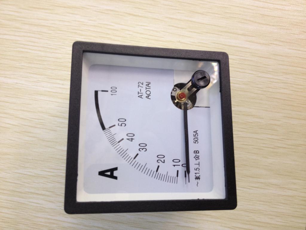 机械指针式电流表头 直流电流表 _ 东力机电贸易_ 城