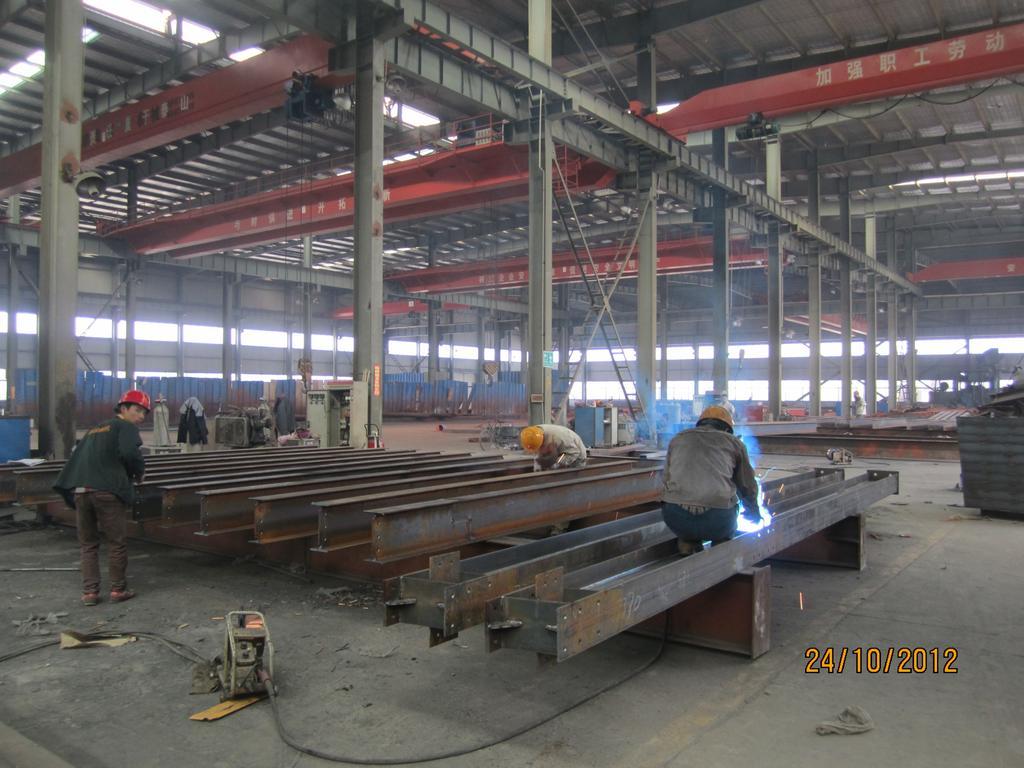 供应标准钢结构厂房 钢结构仓库办公楼 钢结构仓库 办公楼 厂房