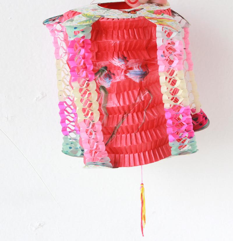 折叠灯笼 风琴灯笼/手绘纸灯笼 喜庆灯笼定制批发