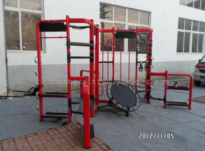Shuangpai hot sell synergy 360X gym equipment MJ-04