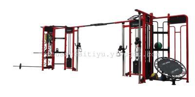 Shuangpai hot sell synergy 360X gym equipment MJ-06