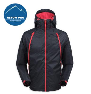 Schoffel men's two-piece fleece hiking clothes waterproof warm genuine dual-use bag