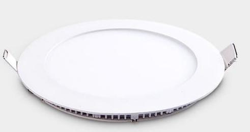 6w led 圆形面板灯