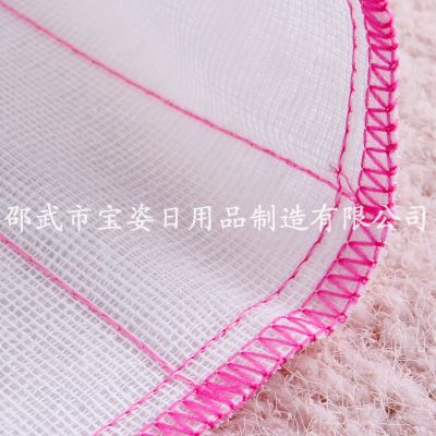 Dish cloth dish towel manufacturers rag increased thickening wood fibers scouring pad-oil 8384