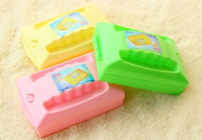 Bed sofa brush roller Cap strong static electricity carpet brush plastic brushes cleaning brushes