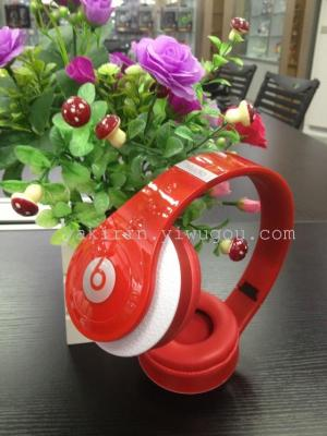 Headset spring of 2014 the latest flagship steel magnetic speaker phone headset in hot 123