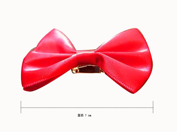 蝴蝶结新款双胞胎蝴蝶结 发夹 衣服 裙子 鞋子蝴蝶结礼品包装 颜色可
