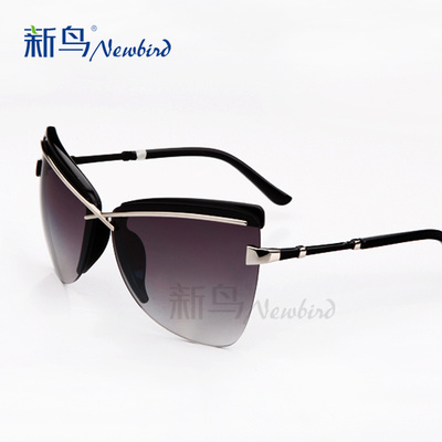 2014 new bird fashion Polarized Sunglasses sunglasses stylish sunglasses for men and women in Europe and 5303