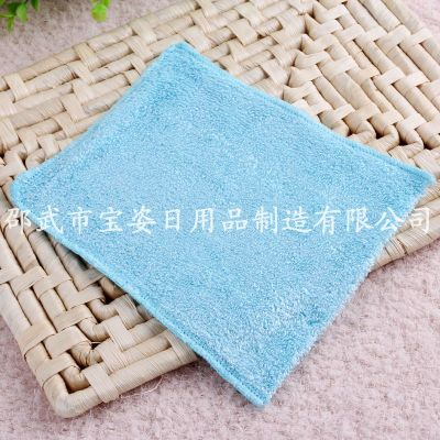 The explosion of dish cloth, bamboo charcoal fiber washing towel a 2W1823 color on behalf of Taobao distribution