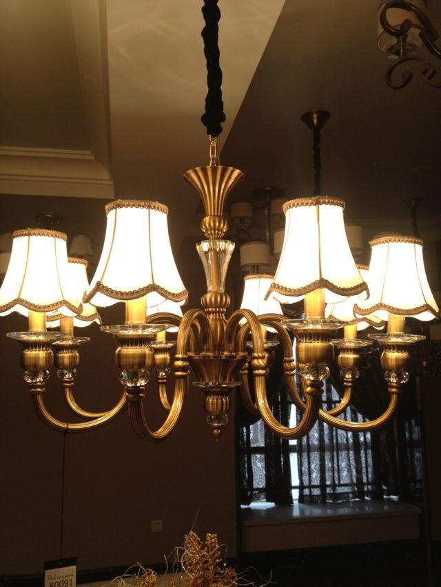 不锈钢水晶吊灯,欧式吊灯,仿铜吊灯 价格