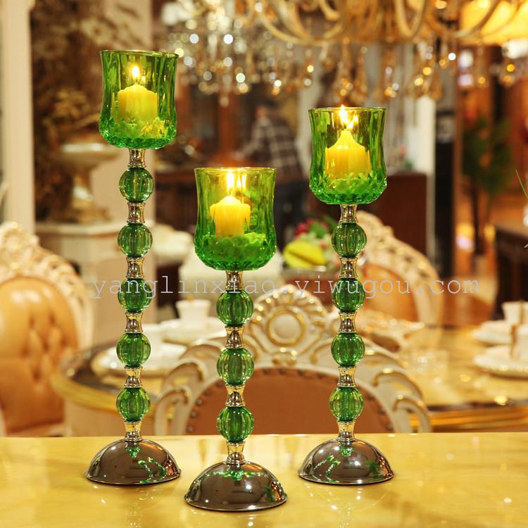 烛台 欧式烛台 家居装饰用品
