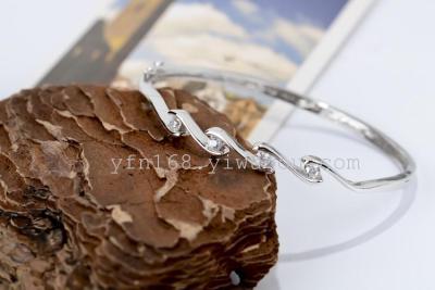 Fine 925 sterling silver micro bracelets & bangles Up-grade quality pure 925 silver material bracelet GNSZ0027